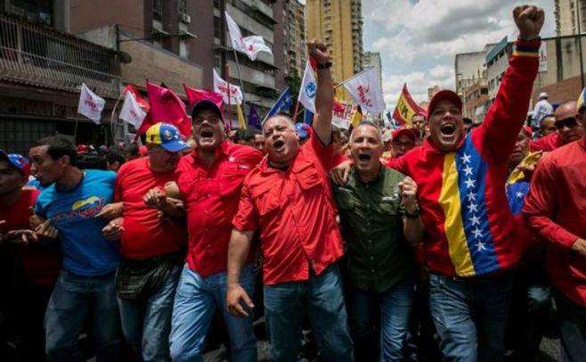 Maduro activa un plan militar y policial contra un