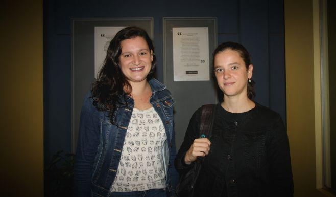 Betania Núñez y Tania Ferreira. (C) Inés Sciutto