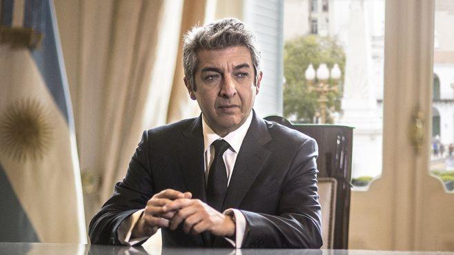 Ricardo Darín será presidente argentino.