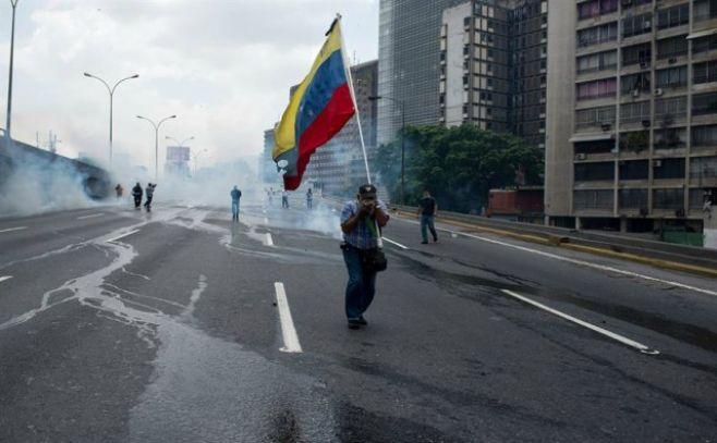 Nueva jornada de movilizaciones en Venezuela