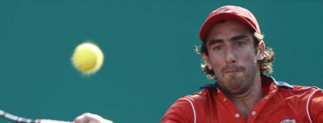 Pablo Cuevas vence al suizo Stanislas Wawrinka