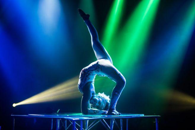 El Circo Kroner estará hasta el 23 de Abril en Montevideo