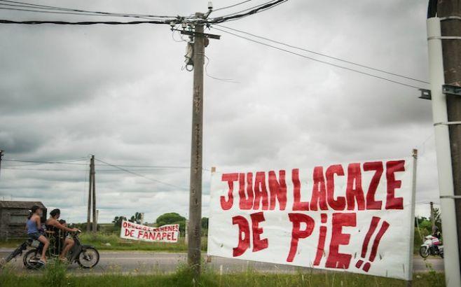 Reactivación de Juan Lacaze, prioridad para el Gobierno