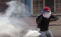 Atacan a hospital infantil en Venezuela durante protestas