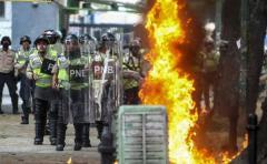 Guerra de desgaste en las calles de Venezuela