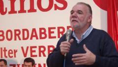 """Verri: Bordaberry tomó su decisión por """"razones familiares y hay que respetarlo"""""""
