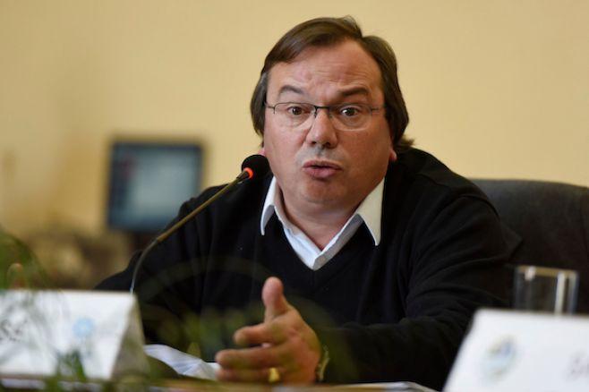 Falero valoró positivamente reunión de intendentes de cuenca del Santa Lucía