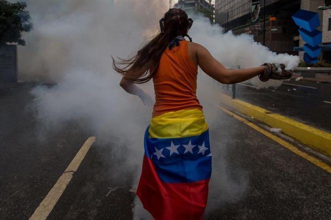 20 muertos en protestas contra el gobierno de Nicolás Maduro