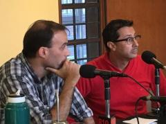Directores de Liceo 73 e Impulso intercambiaron por primera vez sobre desafíos educativos en Casavalle