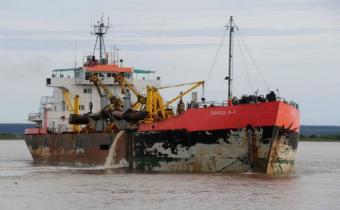 Aprueban pliegos de contratación para el dragado del Río de la Plata