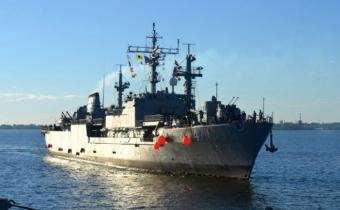 El ROU 04 no pudo encontrar desaparecidos de carguero surcoreano