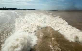 Expertos internacionales investigan buques naufragados en Uruguay