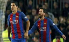 Un gol de Lionel Messi en la hora le dio el triunfo a Barcelona