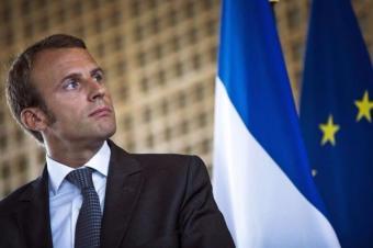 Emmanuele Macron supera por casi 2,5 puntos a Le Pen