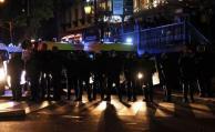 6 Heridos y 29 detenidos en protestas contra el resultado electoral en París