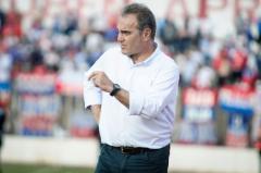 """Martín Lasarte: """"La suerte no gana campeonatos"""""""