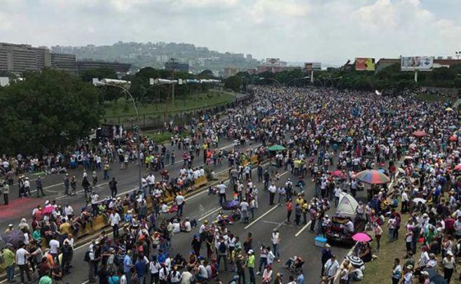 Maduro aseguró que la oposición pretende derrocarlo — Venezuela