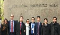 Estudiantes de Derecho de la UM 3ros en Viena entre 340 universidades
