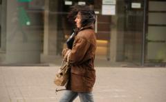 Advertencia amarilla por vientos fuertes en 4 departamentos
