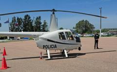 Bonomi destacó el poder de disuasión de la Policía Aérea