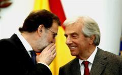 """Venezuela: Rajoy pidió acuerdo para elecciones y Vázquez """"no aislarla"""""""