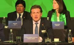 Conmebol denuncia millonario fraude de exdirigentes