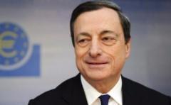"""Draghi: recuperación económica """"es más sólida"""""""