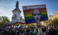 Uruguay pide a Rusia investigar situación de gays en Chechenia