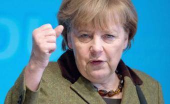 Merkel aumenta su ventaja respecto a Schulz en los sondeos