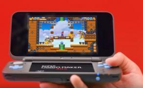 Así será la nueva consola portátil de Nintendo