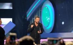 Arjona fue galardonado en los Billboard por su trayectoria