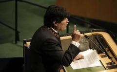 """Evo Morales insiste en que Almagro """"conspira"""" en la OEA"""