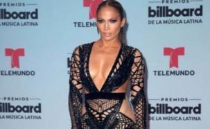 Infartante Jennifer López en los Premios Bilboard Latinos
