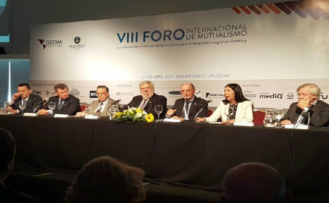 Uruguay recibió Foro Internacional de Mutualismo