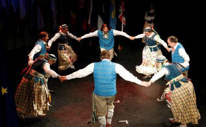 Uruguay celebra el Día de Europa con festival de música folclórica
