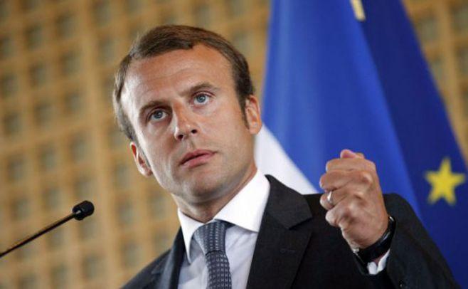 Macron, el candidato improbable, abrió las puertas del Elíseo. EFE