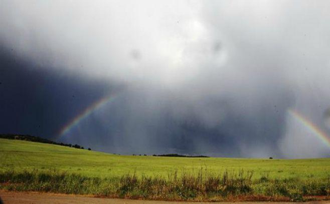 Ocho departamentos uruguayos bajo alerta amarilla por tormentas y lluvias
