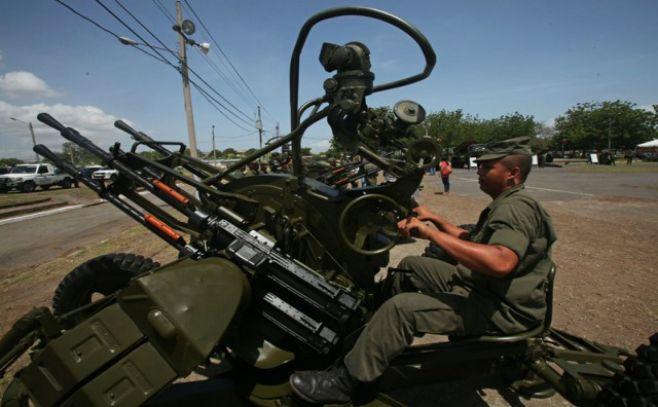 Costa Rica preocupada por rearme de Nicaragua