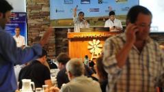 Plazarural: primera jornada 98% de colocación y 2,12 dólares fue el promedio de los terneros