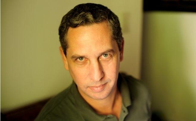 Guillermo Martínez en El guardián de los libros