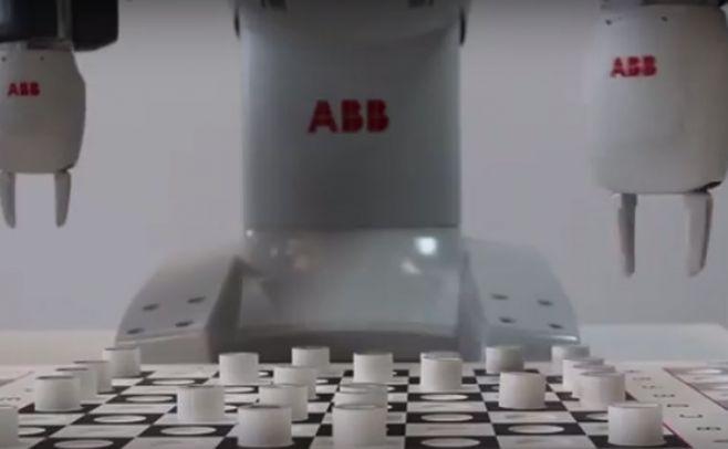 Desarrollan tecnología que permite controlar robots con la mirada