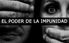 La impunidad protege a los corruptos