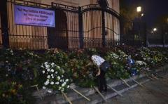 Despiden al periodista Javier Valdez en medio de reclamos de justicia