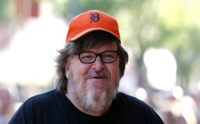 Michael Moore contraataca a Trump