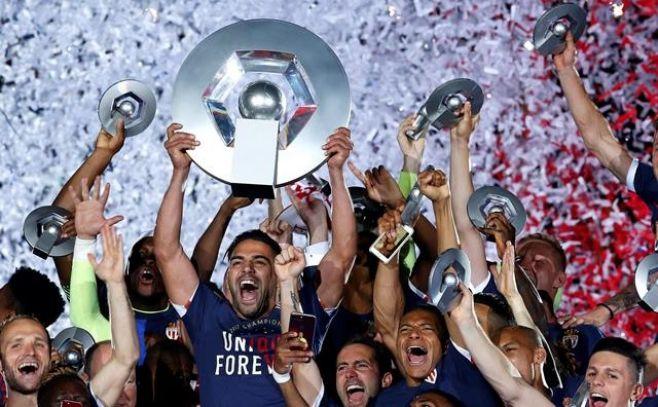 Mónaco es campeón de Francia