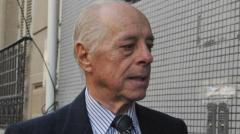 Fiscal pide dos años de prisión a exmilitar Mermot