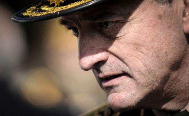 """Comandante defiende """"privilegios"""" militares ante reforma de Gobierno"""