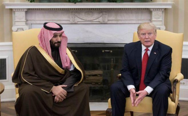 Trump en Riad: lucha contra el terrorismo y venta de armas