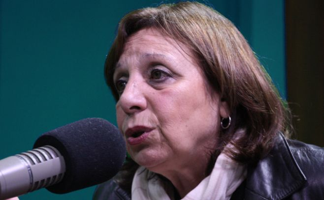 "Ana Olivera: ""La plata va a donde tiene que ir"""