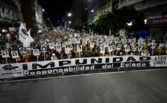 Marcha del Silencio: 22 años exigiendo respuestas